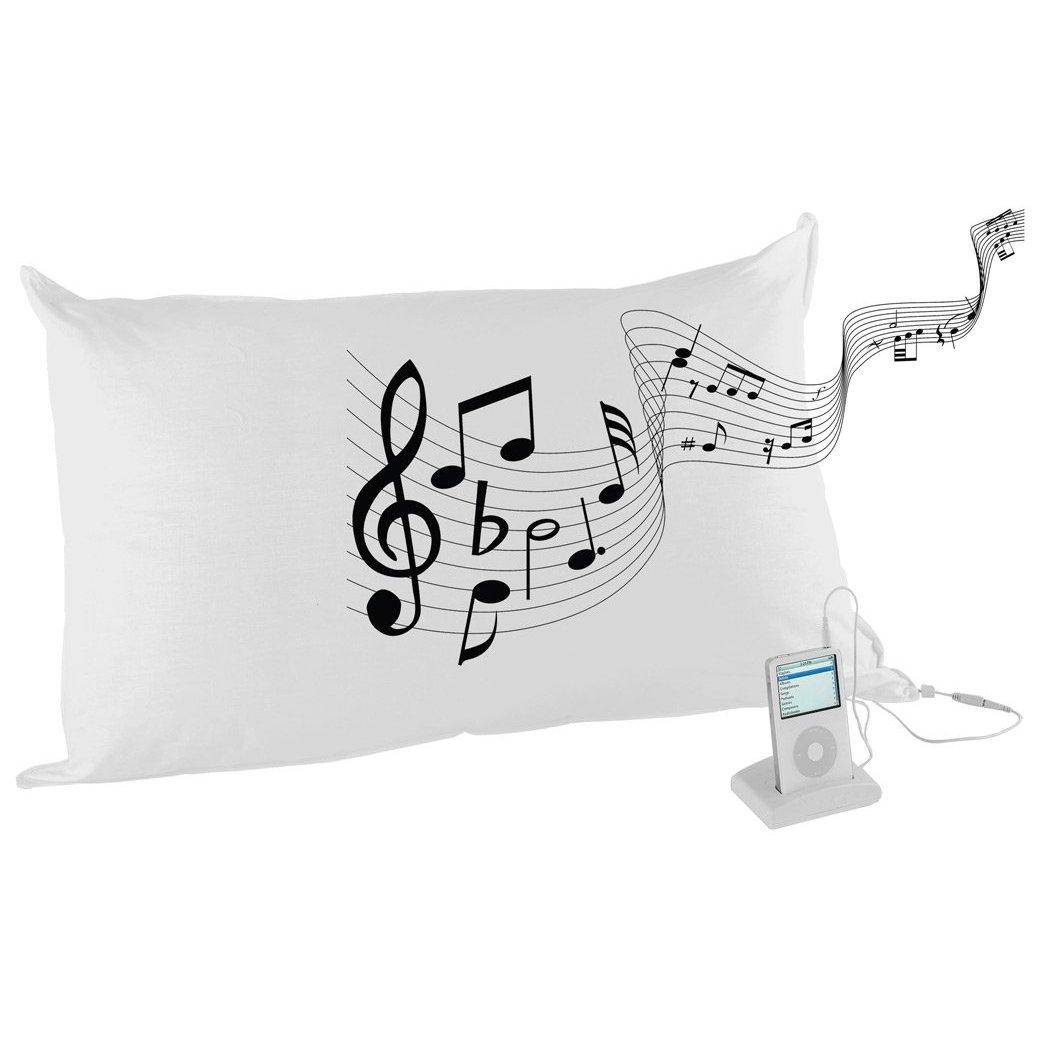 h rkissen ein kopfkissen mit integriertem lautsprecher kopfh rer test. Black Bedroom Furniture Sets. Home Design Ideas