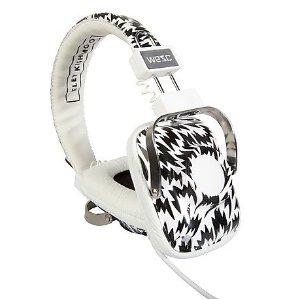 WESC Eley Kishimoto Maraca Headphones White