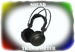 Silent Disco Headphone Voyager1