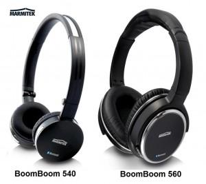 Marmitek BoomBoom 540 und 560