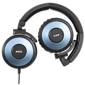AKG K618 DJ blau
